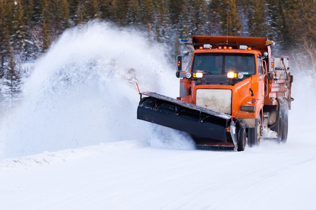 We Offer Commercial Snow Removal Services in Canaan, ME